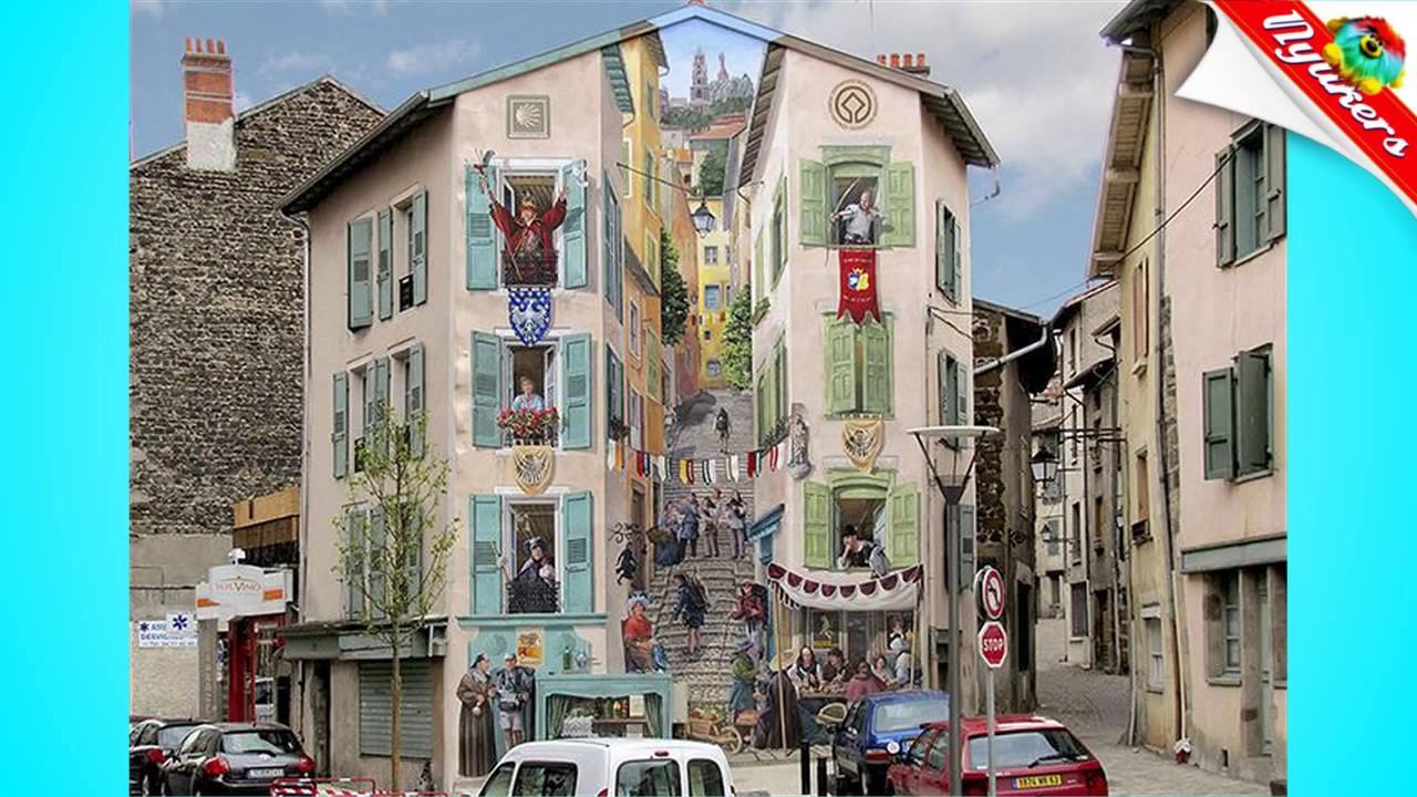 Картинки разрисованные дома