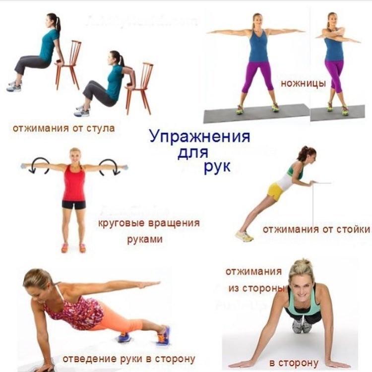 Какими Упражнениями Быстро Сбросить Вес. Список лучших упражнений для похудения в домашних условиях для женщин