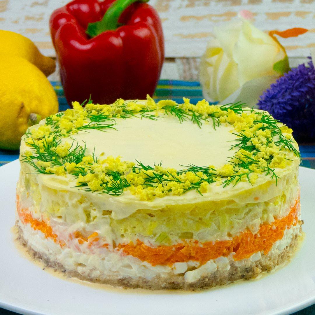 новенькие салатики фото и рецепты часто публикует своей