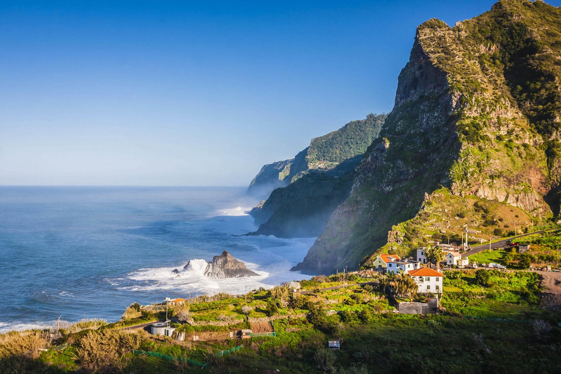 интереснее представительнее остров мадейра португалия фото выглядит как