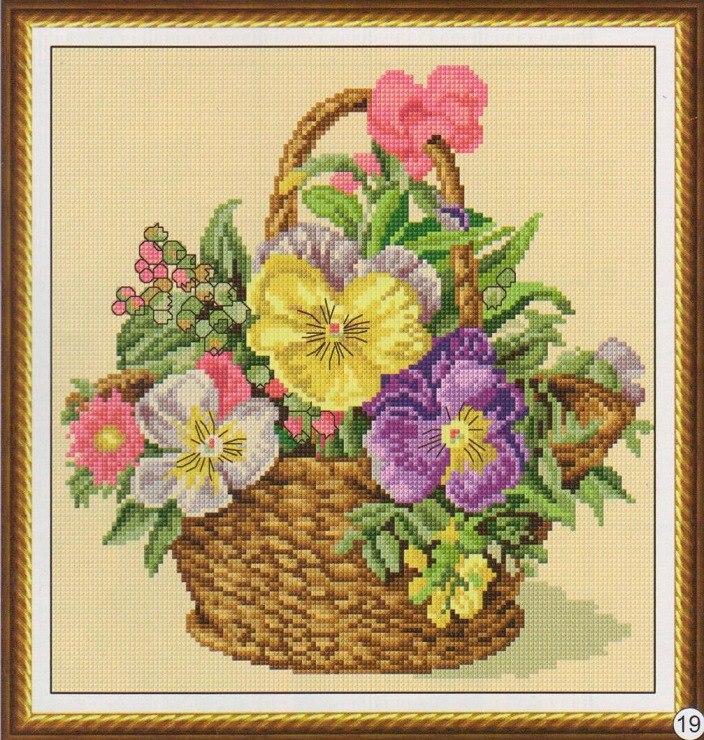 Сколько цветов на картинке