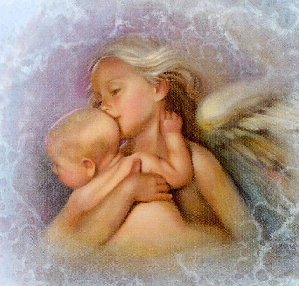 Картинки разговор ребенка с богом о маме