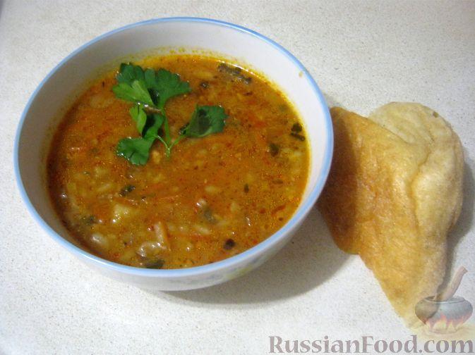 суп харчо рецепт постный