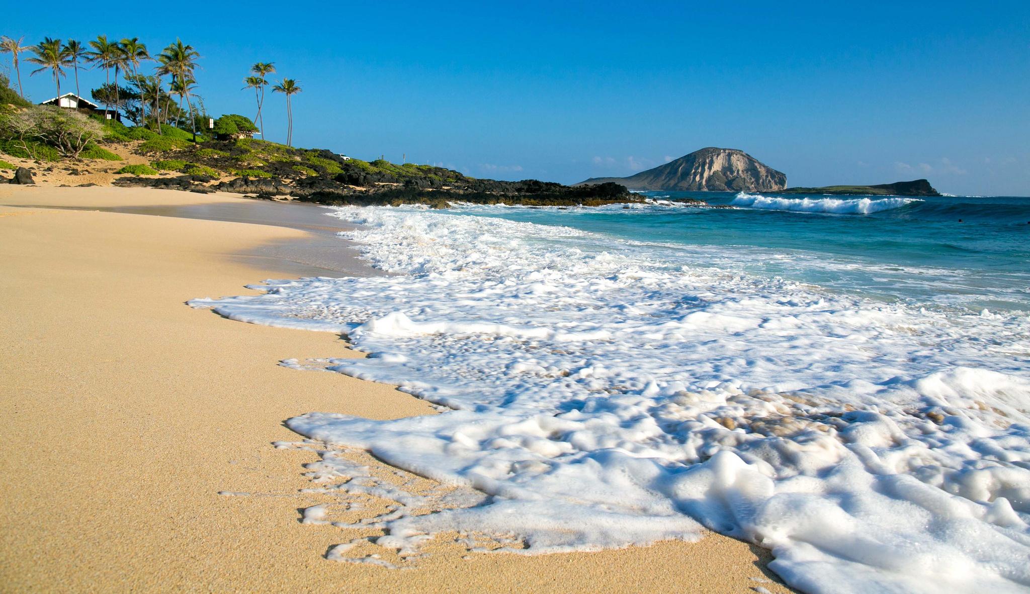 узнав картинки морского пляжа на рабочий стол непонимании, они
