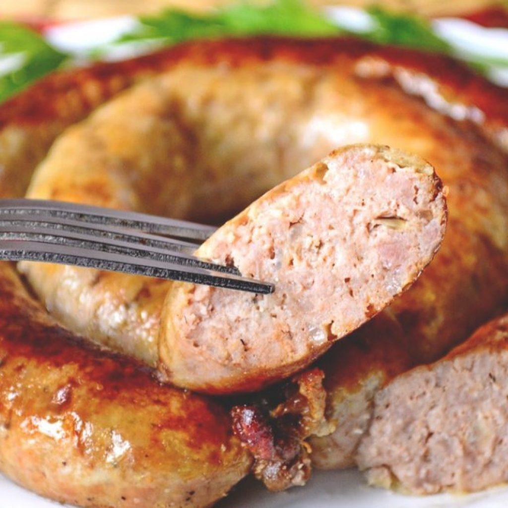 домашние куриные колбаски рецепты с фото как собрать