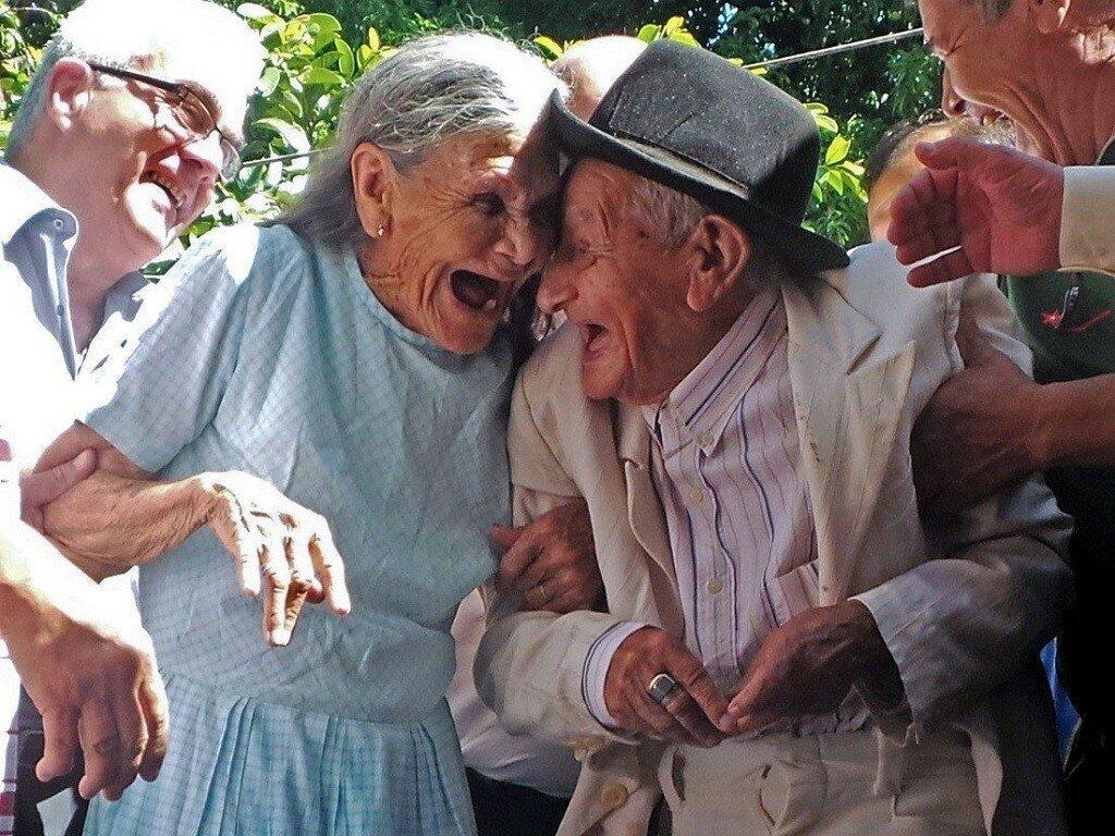 Фото угарных стариков