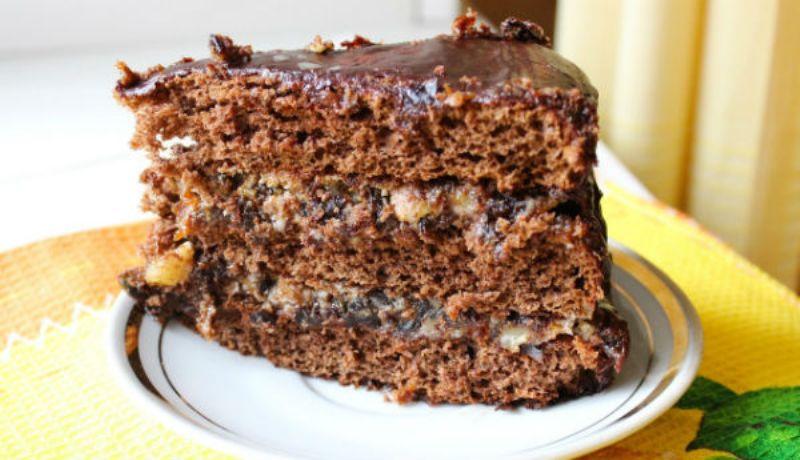 всего ваш торт идеал шоколадный рецепт и фото узбекистане