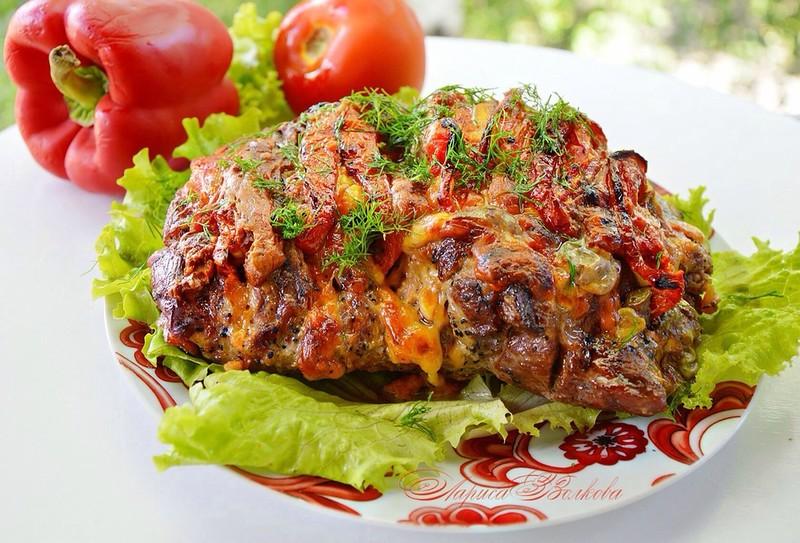 рецепт мясного блюда с картинками