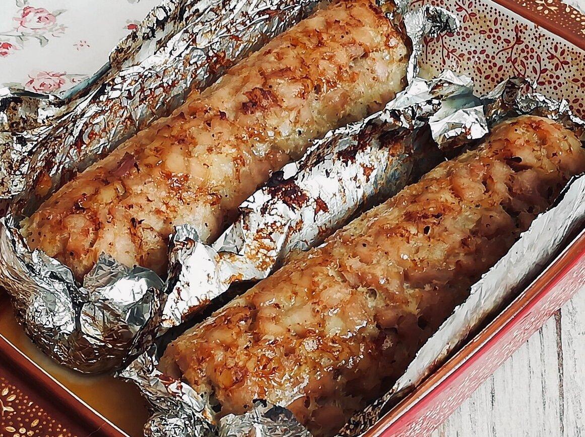 домашняя колбаса рецепт приготовления с фото