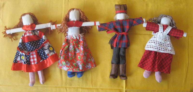 Картинки по запросу кукла для мальчиков из лоскутков
