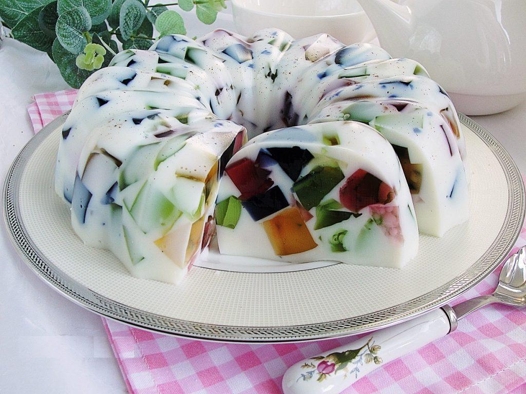 Торт битое стекло рецепт с фото пошагово