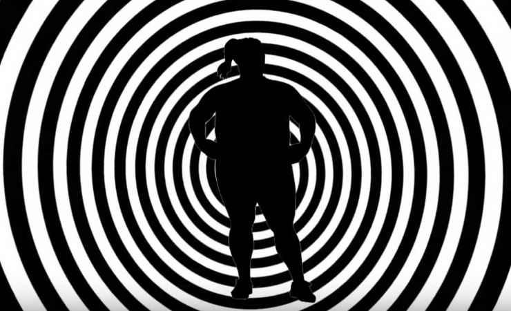 Сеанс видео гипноза для похудения