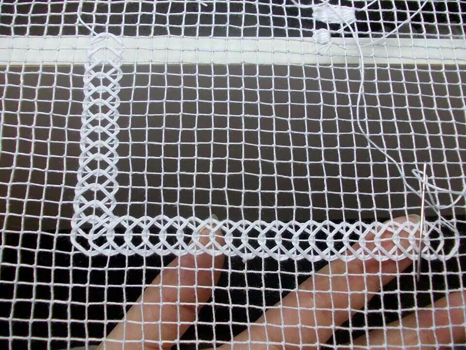 Тюль из сетки в спальню фото фаза