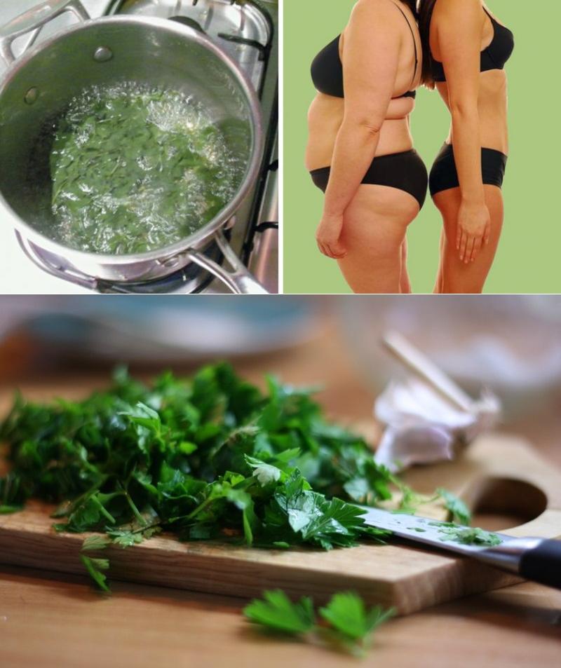 Полезные Свойства Петрушки Для Похудения Отзывы. Чай для похудения до 5 кг за 3 дня, вам понадобится только петрушка и лимон