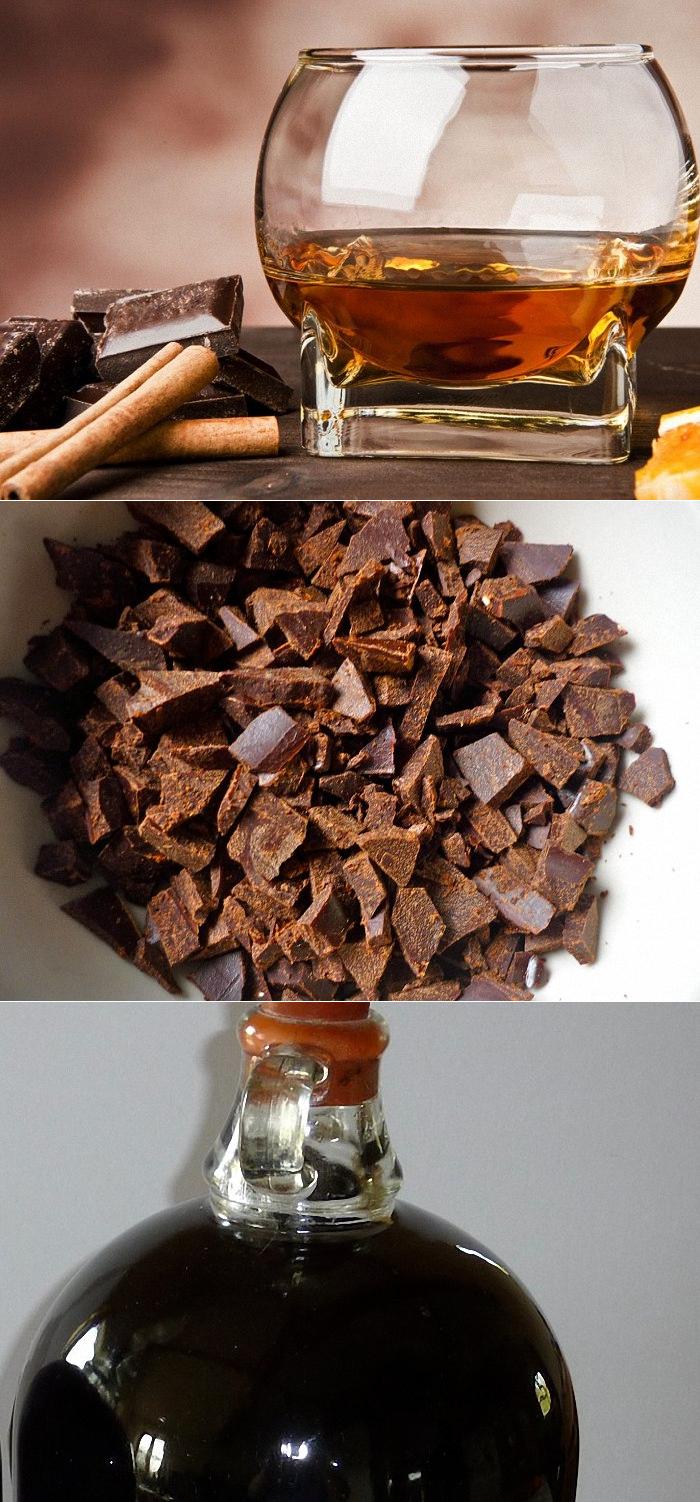 Как сделать шоколадный коньяк фото 624