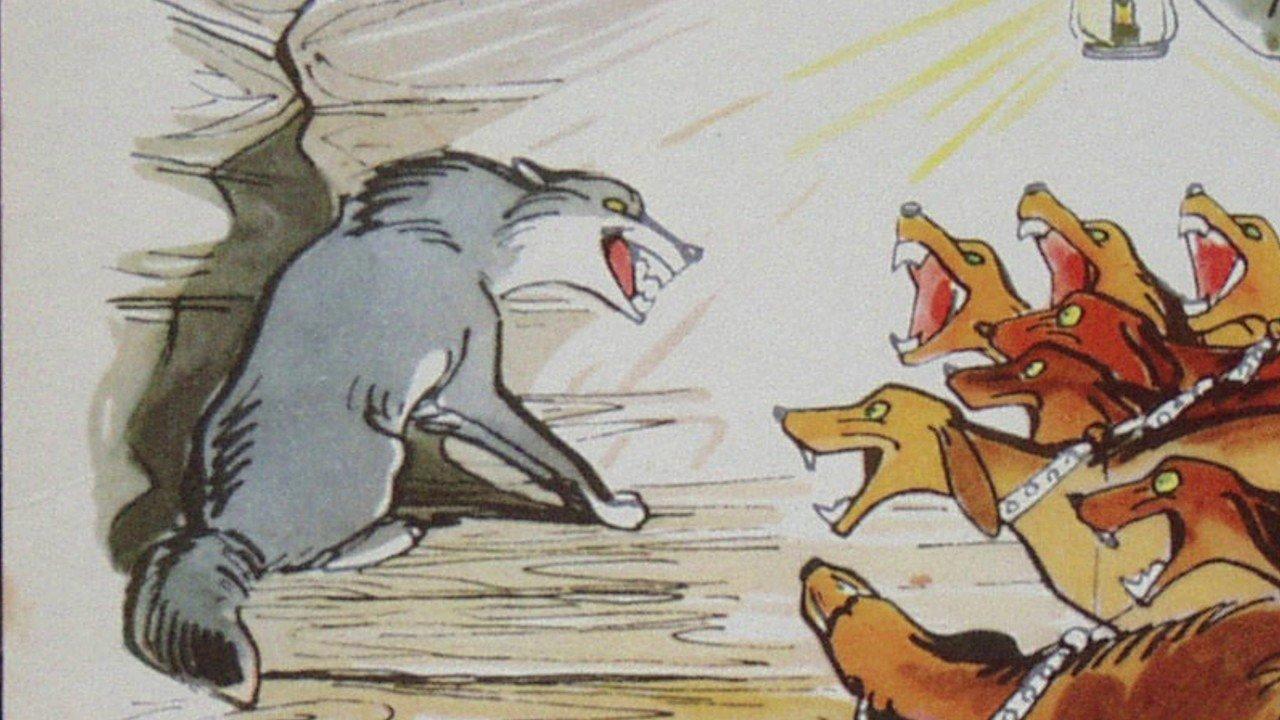 басни крылова волк на псарне с картинками министра присоединилась акции