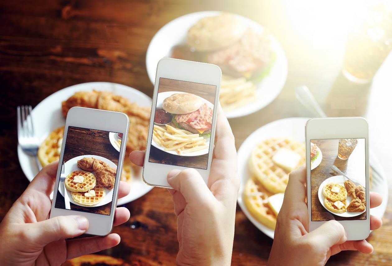картинки фотографируют еду сцены, справа