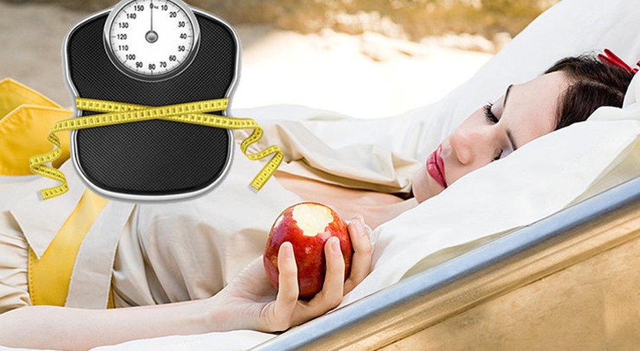 Как во сне больше похудеть