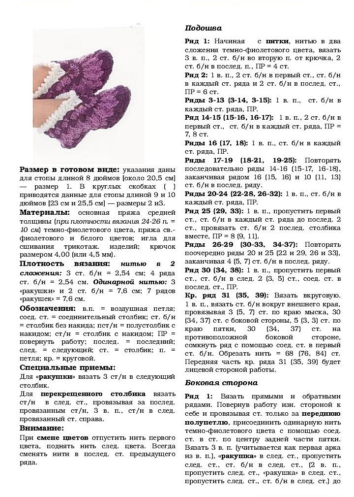 Модный вязаный купальник крючком, описание и схема, мастер