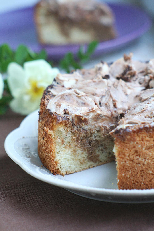 рецепт торта три молока с фото листья