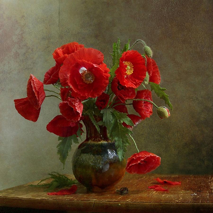 смотреть картинки цветы натюрморт