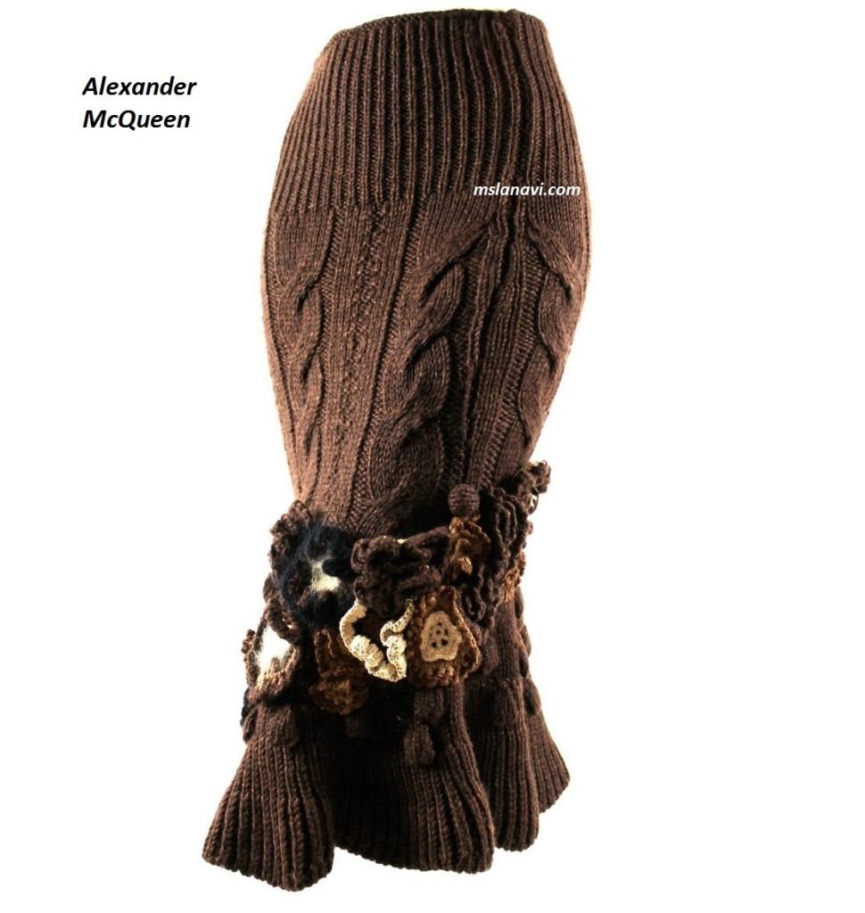 Вязаные юбки схемы спицами