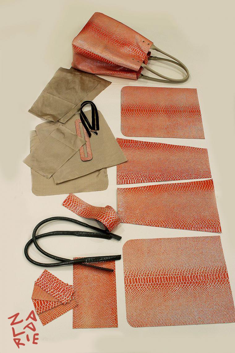 Сшить сумку из меха своими руками выкройки
