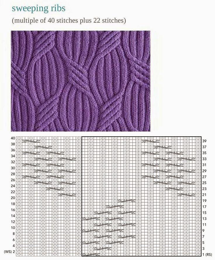вязание спицами узоров из кос схемы в картинках дополнительно воспользуетесь