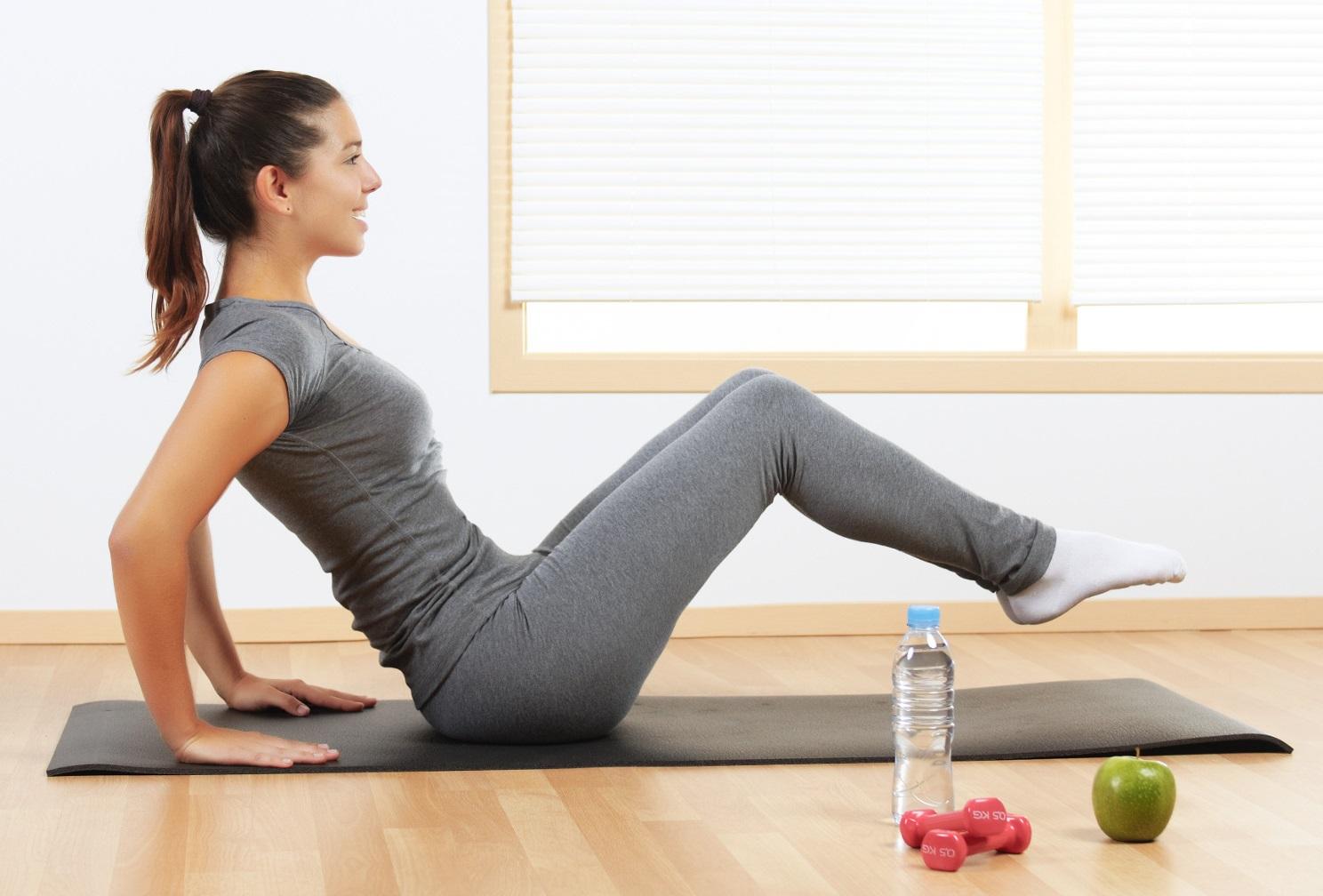 Похудение Занятие Спортом Дома. Каким фитнесом лучше всего заниматься дома для похудения: упражнения, занятия, тренировки