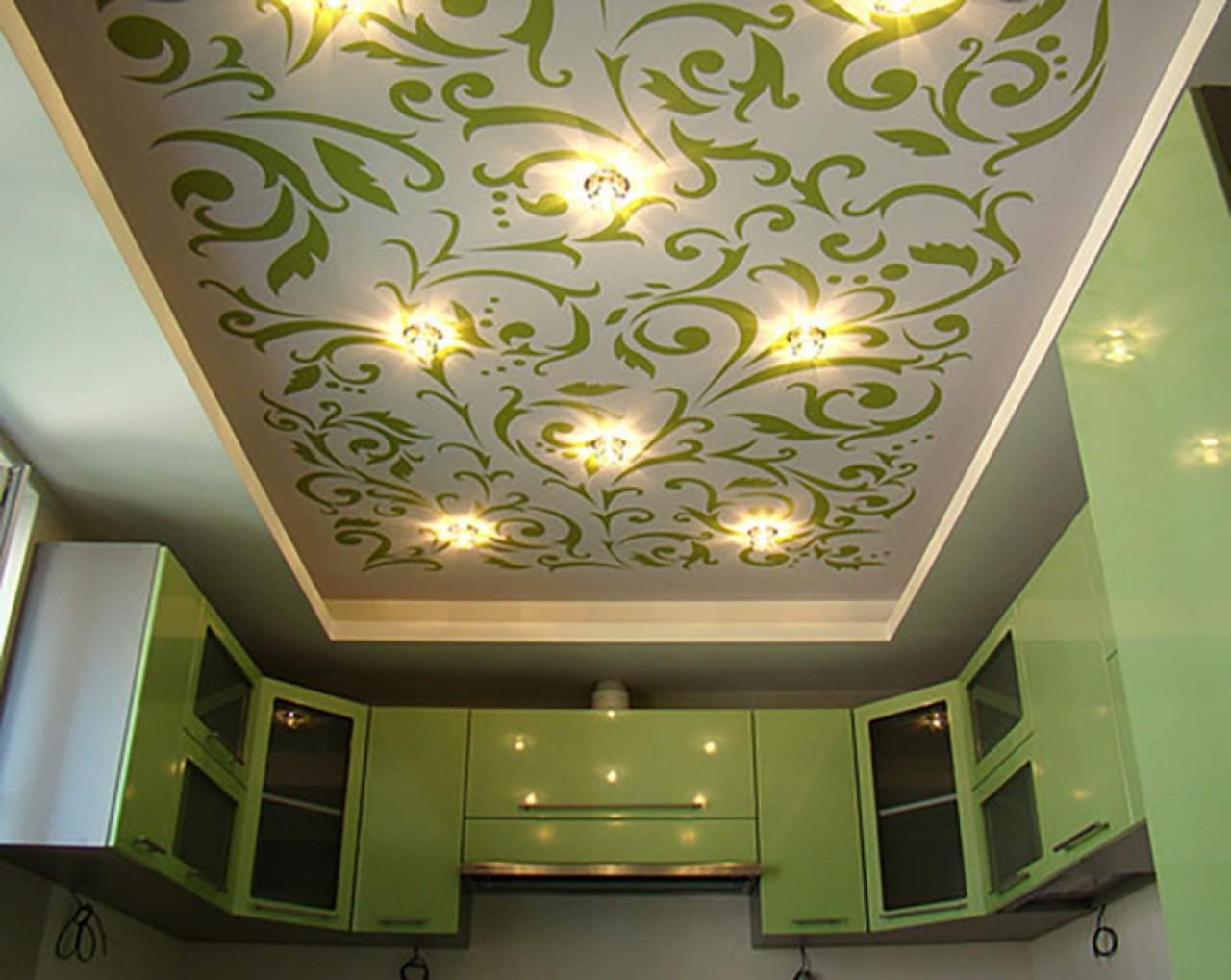 гипсокартонный потолок цена за квадратный метр