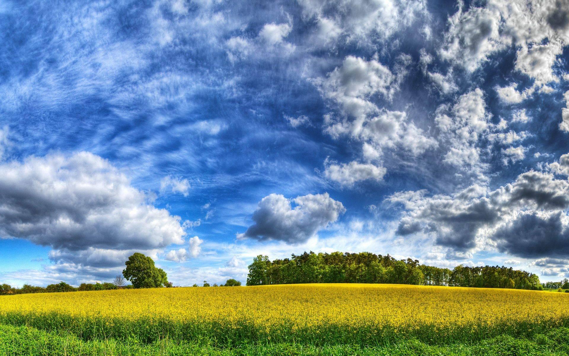 фото небо с облаками в хорошем качестве скачать
