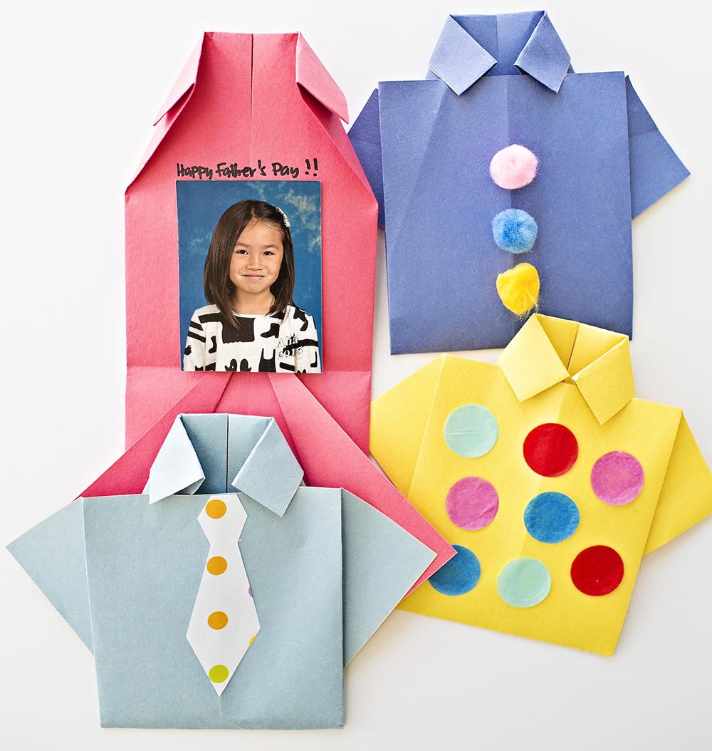 кун открытки оригами своими руками на день рождения для папы наше