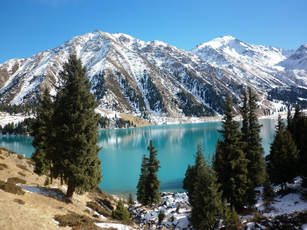Природа казахстана картинки с надписями