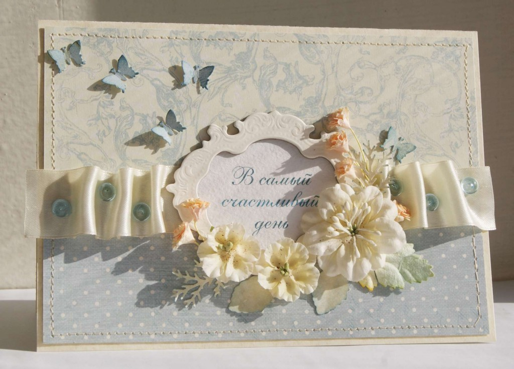 Как оформить открытки и поздравления для свадьбы
