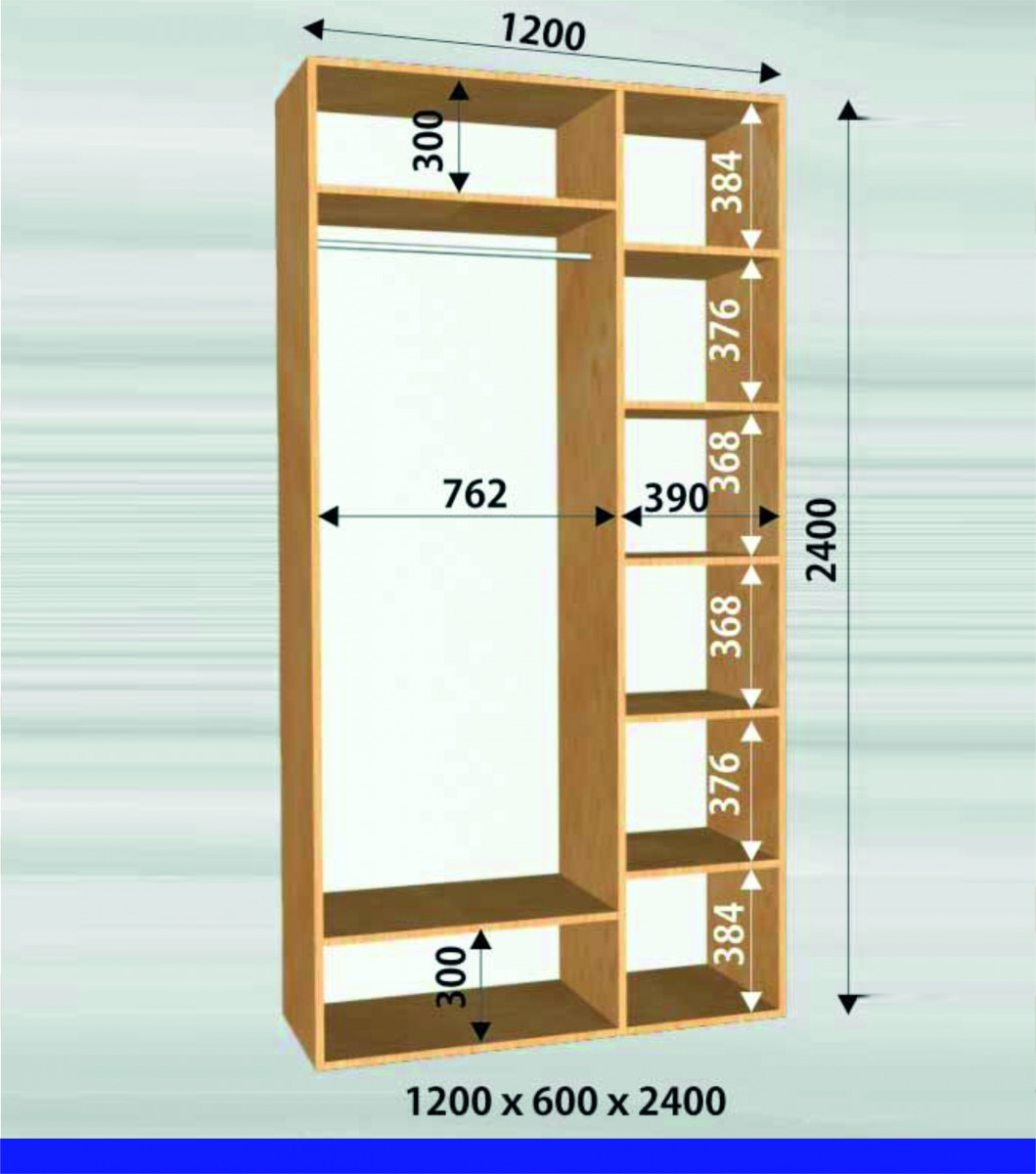 Проектирование шкаф-купе своими руками фото 740