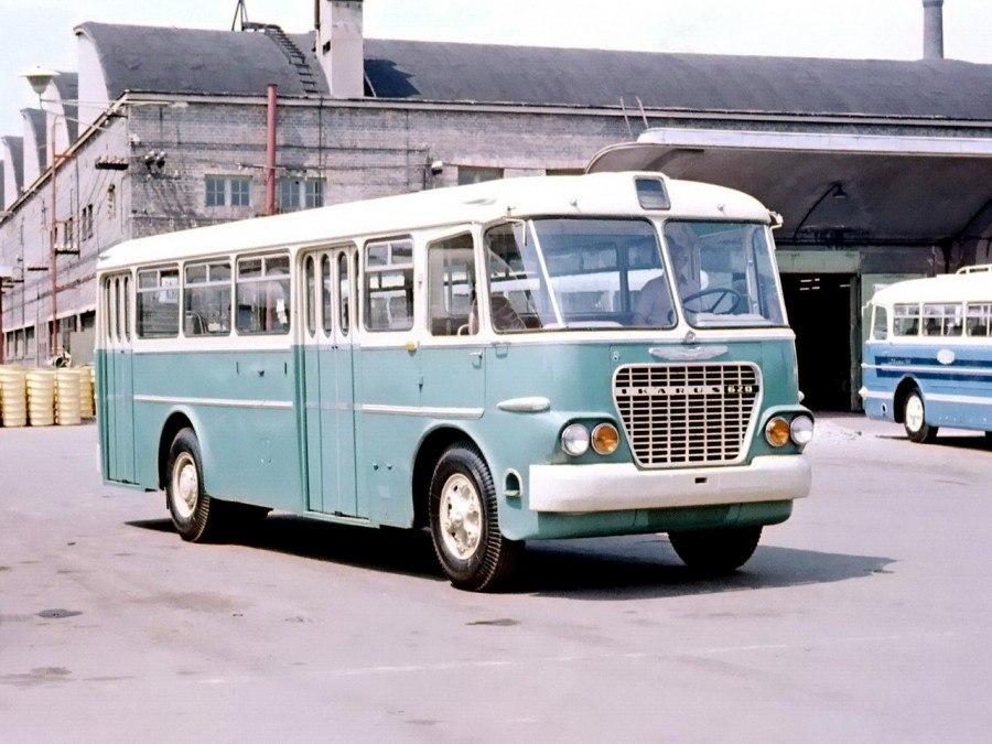 Советские автобусы фото и названия
