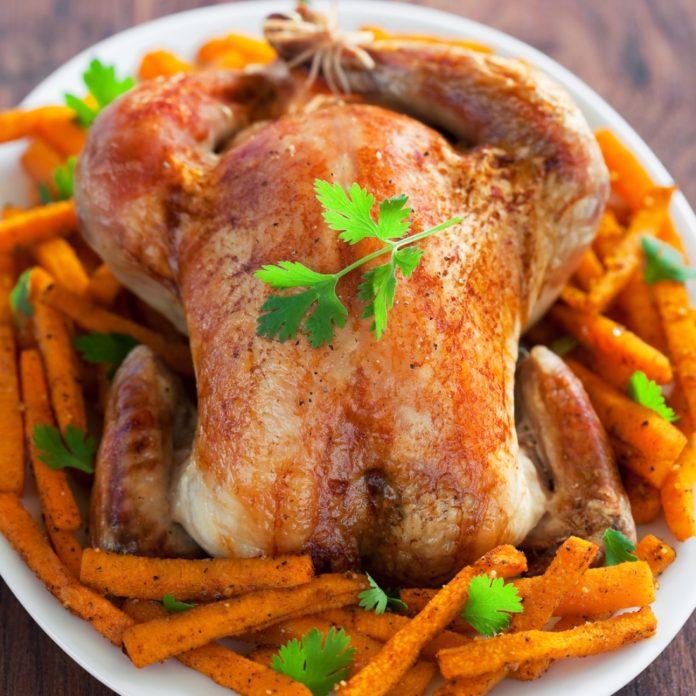 Блюдо из птицы картинки