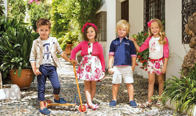 Картинки детские одежда летом