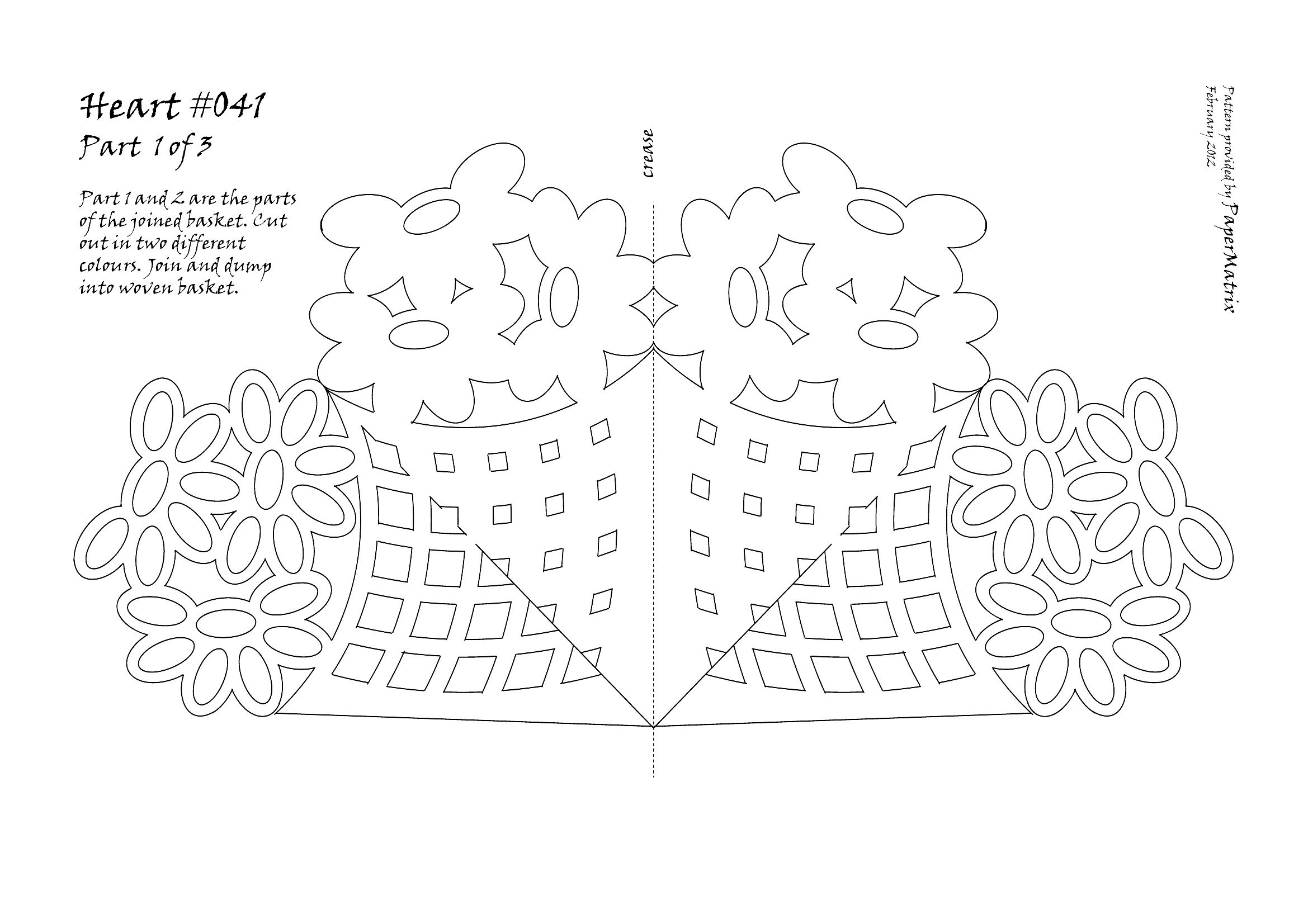 Днем, шаблоны для объемных открыток с 8 марта