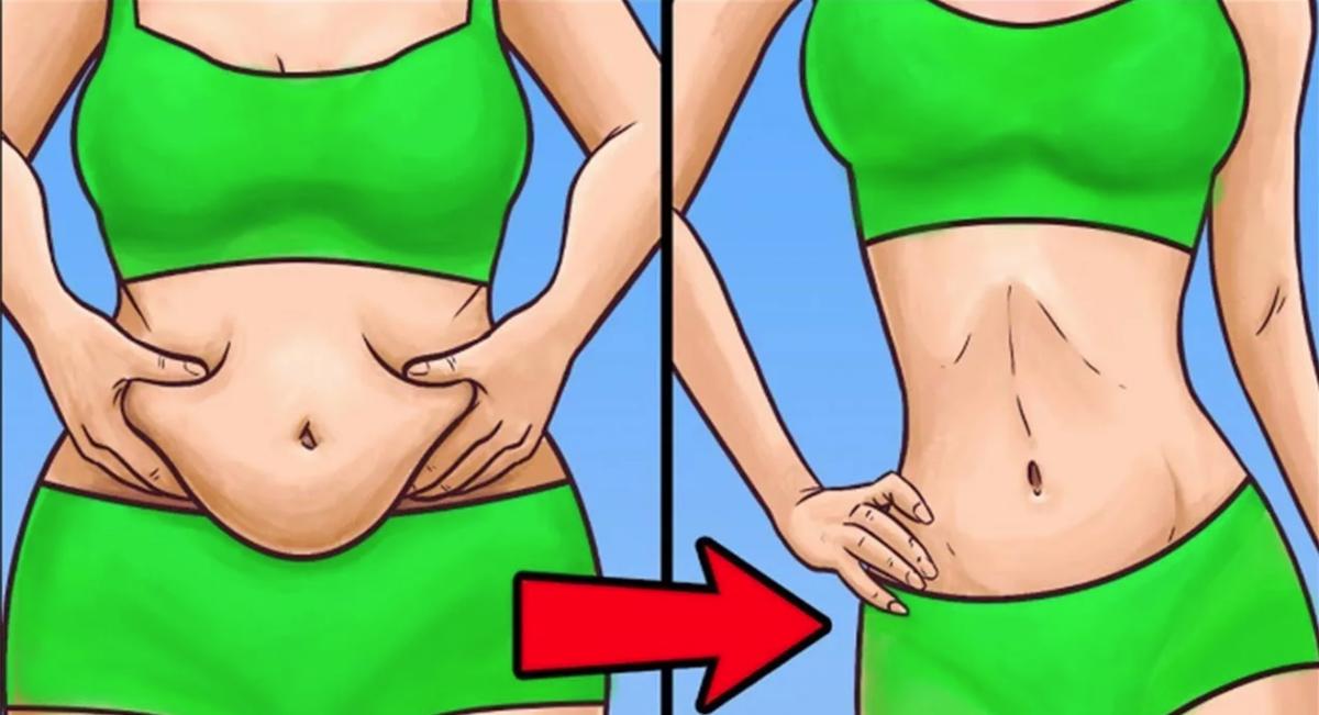 картинки как убрать жир на животе многие актрис