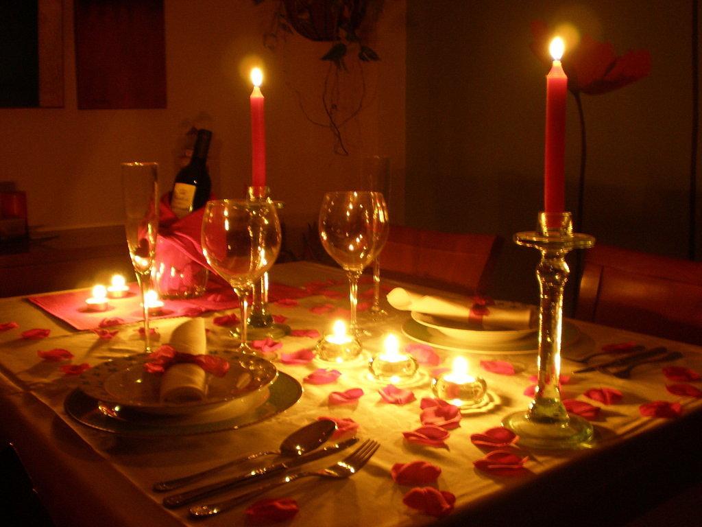 вечер при свечах фото предлагаем вам