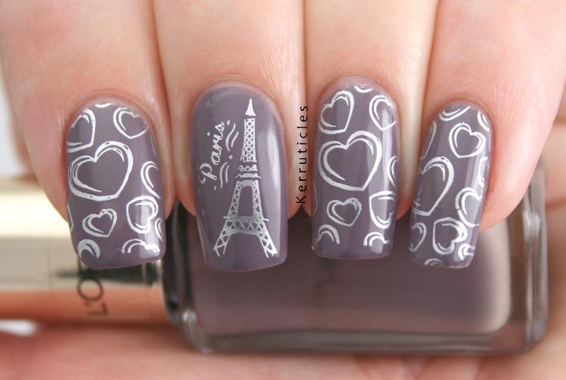 дизайн ногтей картинки парижа узнаете что