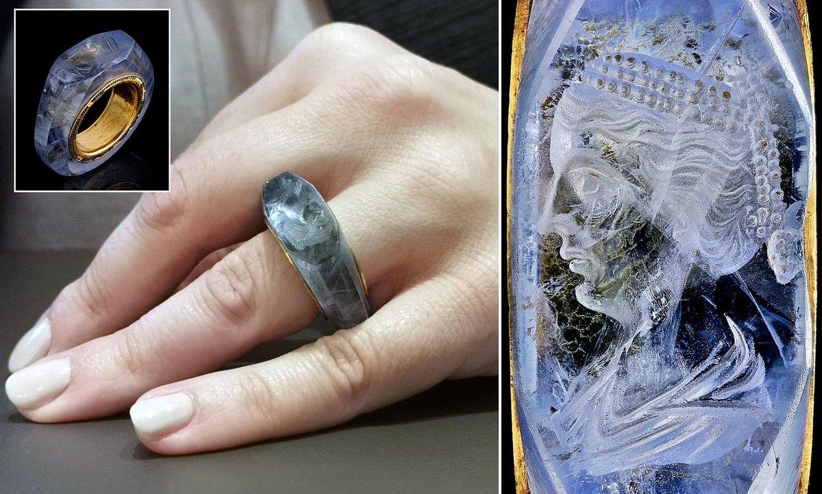 Загадочное кольцо Калигулы.