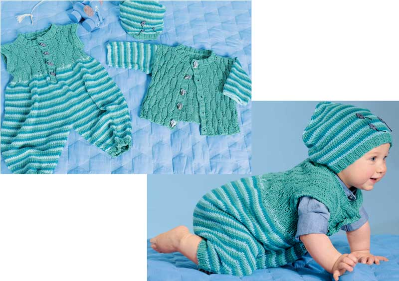 Комплект для новорожденного схема фото 736
