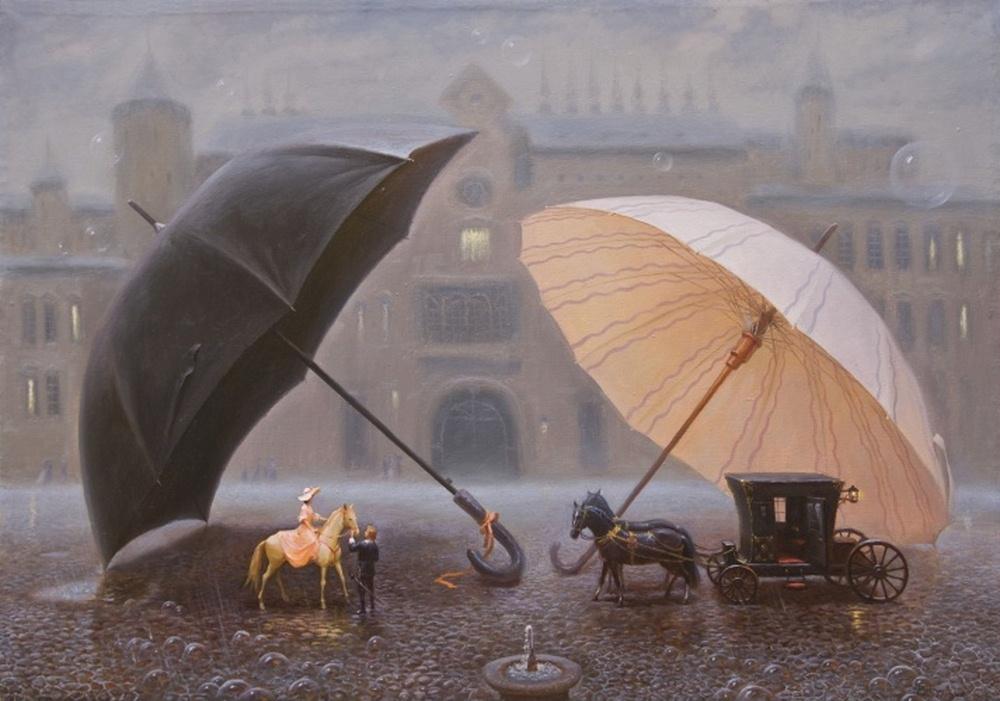 Зонтики картинки для декупажа