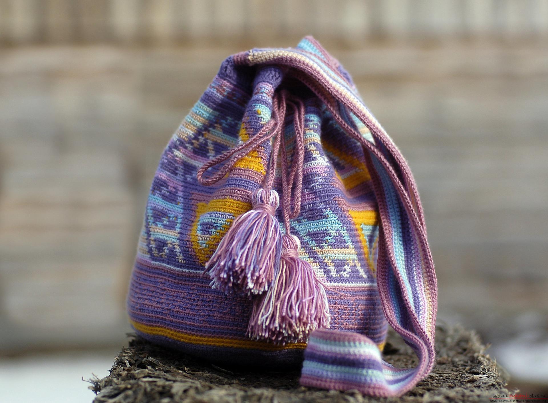 341e753f9000 вязание сумки крючком для женщин с описанием и схемами - Prakard