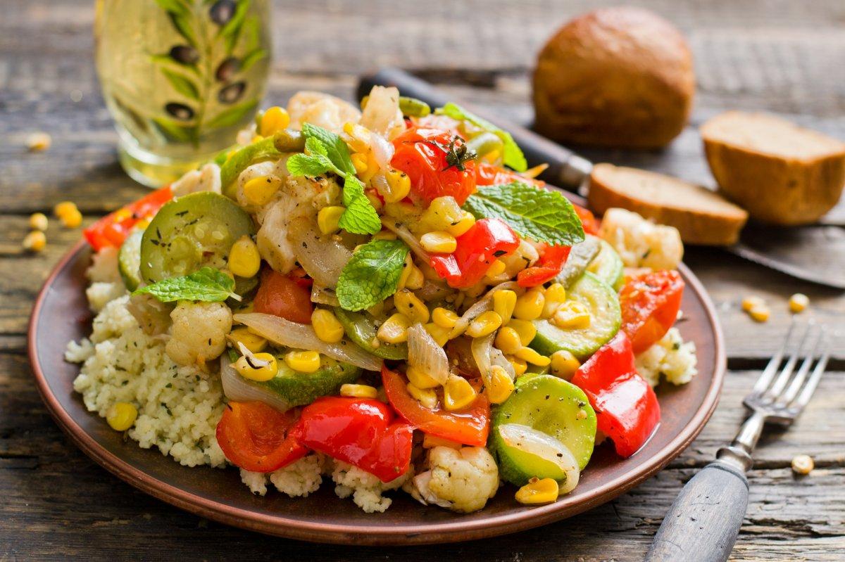 Блюда из овощей рецепты и картинки