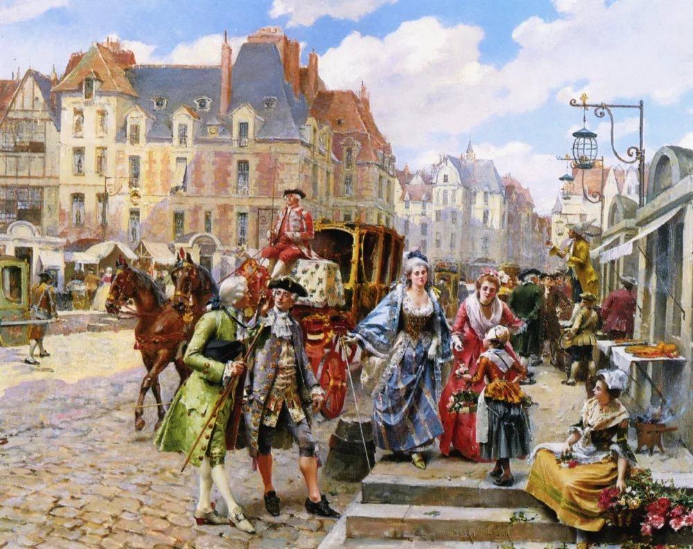 Картинки европы нового времени