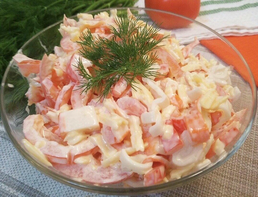 простой праздничный салат рецепт с фото кого-то это, наоборот