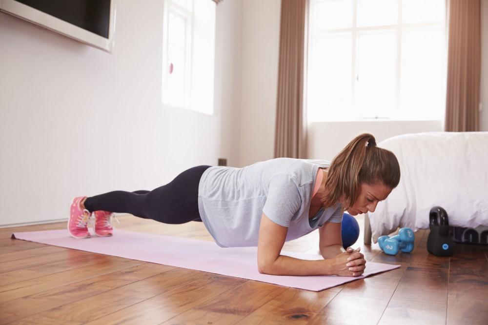 Занятия Спортом Дома Похудения. Упражнения для быстрого похудения в домашних условиях